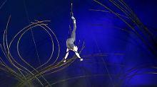 Unfall beim Cirque du Soleil: Französischer Akrobat stürzt in den Tod