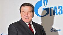 """""""Putins wichtigster Lobbyist"""": Kiew fordert Sanktionen gegen Schröder"""