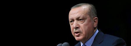 Weitere Einsätze gegen Kurden: Erdogan droht mit Irak-Offensive