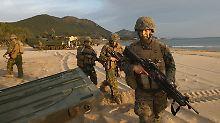 USA und Südkorea testen doch: Militärmanöver startet im April
