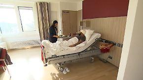 Halal-Ernährung und Regendusche: Deutsche Kliniken bieten Medizintouristen speziellen Luxus