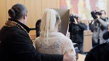 Filmreife Flucht: Mörderin bricht aus Gefängnis aus