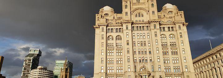 In der Heimat der Beatles: Stolzes Liverpool
