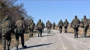 Rekruten marschieren bis zur Ohnmacht: Bundeswehr-Drill beschäftigt Verteidigungsausschuss