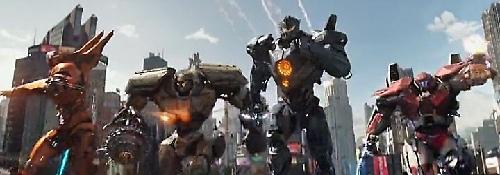 """Rasante Action mit tollen Effekten: """"Pacific Rim 2: Uprising"""" bringt die Welt dem Untergang nahe"""