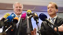 Dobrindt, Seehofer und der Islam: Soll das die konservative Wende sein?
