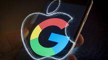 Die EU-Kommission will künftig mehr Steuern von Google, Apple und Co. eintreiben.