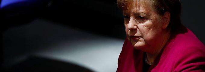 Die Kanzlerin hat gelernt: Merkel entwaffnet die AfD - mit Selbstkritik