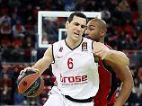 Keine Chance in Europa: Spanier deklassieren Brose Baskets
