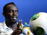 "Prominenter ""Neuzugang"": Usain Bolt trainiert beim BVB mit"