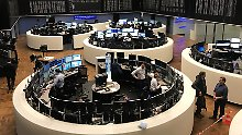 Der Börsen-Tag: Dax befreit sich von Syrien-Sorgen