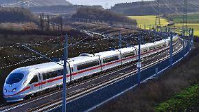 Viel Geld und Geduld gefragt: Bahn will in Attraktivität investieren
