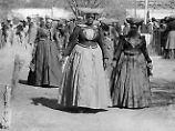 Der Tag: Namibia fordert hohe Reparationen für Völkermord