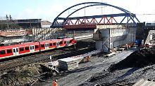 Einschränkungen für Bahnfahrer: Hauptstrecke im Ruhrgebiet wird gesperrt