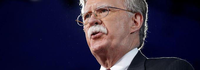 Trumps neuer Sicherheitsberater: Wie schlimm ist Bolton wirklich?