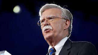 Trumps neuer Sicherheitsberater: Wie schlimm ist John Bolton wirklich?