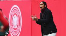Der Sport-Tag: Kriselnde DFB-Frauen rutschen historisch ab