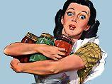 Traumjob: Hausfrau: Aus der Zeit gefallen - aber glücklich