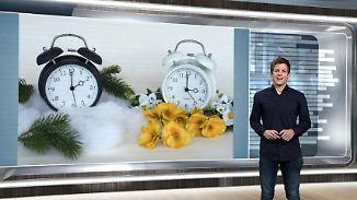 n-tv Netzreporter: #Zeitumstellung spaltet Webnutzer