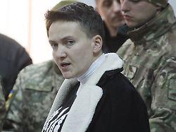 Heldendämmerung in Kiew: Ex-Pilotin soll Putsch geplant haben