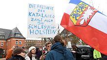 Festnahme von Puigdemont: Berlin unterstützt spanischen Kurs