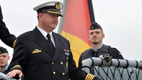 Abrechnung mit Ursula von der Leyen: Marine-Kommandeur platzt der Kragen