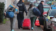 """""""Anreize"""" für die Ausreise: Asylbewerber ignorieren Rückkehrbonus"""