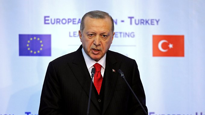 """Gipfeltreffen mit EU ohne Annäherung: Erdogan: Türkei auszuschließen, """"wäre schwerer Fehler"""""""