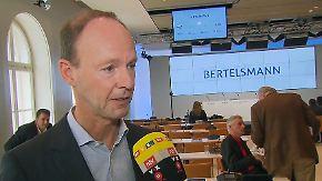 """Thomas Rabe im n-tv Interview: """"Mehr Mediengeschäfte als jeder andere Konzern"""""""