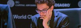 Der US-Amerikaner Fabiano Caruana darf nun gegen Weltmeister Magnus Carlsen antreten.