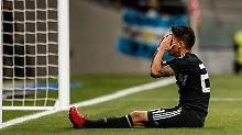 Krise, Krise, Krise - Argentinien ist nach der spanischen Demütigung völlig am Boden.