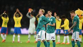 """Marcel Klein zur DFB-Niederlage: """"Deutschland kann noch nicht gegen große Gegner gewinnen"""""""