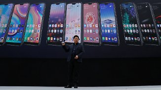 Neues Flaggschiff von Huawei: P20 soll mit Kamera Kunden anlocken