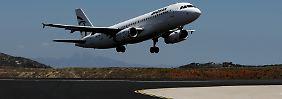 Die griechische Fluggesellschaft Aegean unterzeichnete einen Vorvertrag über 30 Mittelstreckenjets aus dem Hause Airbus.