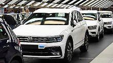 Drohende Fahrverbote: VW bietet Umtauschgarantie für Diesel an