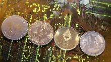 """""""Hochspekulative Produkte"""": Bitcoin-Werbeverbot soll Anleger schützen"""