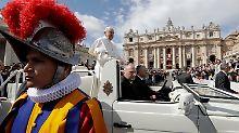 Politische Töne zu Ostern: Papst und Bischöfe predigen gegen den Hass