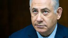 Streit nach Palästinenserunruhen: Netanjahu kontert Erdogan-Beschimpfung