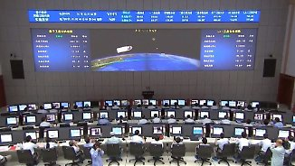 """Außer Kontrolle geratener """"Himmelspalast"""": Chinesische Raumstation verglüht über Südpazifik"""