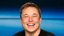"""""""So pleite, man glaubt es nicht"""": Elon Musk erlaubt sich Aprilscherz"""