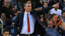 Mit Radonjic fit für Play-offs: Bayern-Basketballer holen Meistercoach