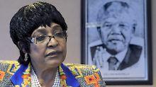 Kämpferin gegen Apartheid: Winnie Mandela gestorben