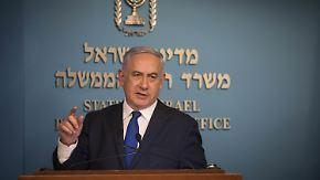 Netanjahu überrumpelt Bundesregierung: Israel verwirrt mit Umsiedlungsplänen für Flüchtlinge