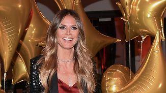 Promi-News des Tages: Heidi Klum heizt Gerüchteküche um Kaulitz-Affäre an