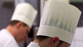 Hohe Abbrecherquote in der Gastronomie: Viele Azubis werden ausgebeutet