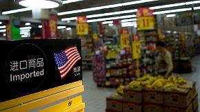 Neue Strafzölle angekündigt: China droht USA im Handelsstreit mit Vergeltung