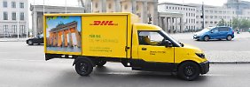 Umweltfreundliche Lieferwagen: Post liebäugelt mit Streetscooter-Börsengang