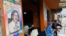 Escobar ist in Medellín überall präsent.