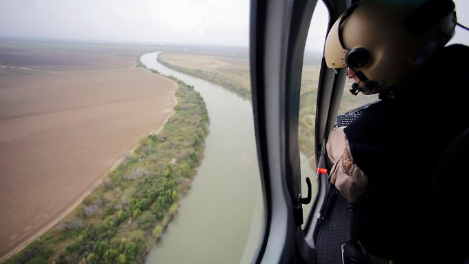 Empörung in Mexiko: US-Nationalgarde soll Grenze schützen