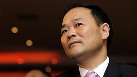 Aktionärsversammlung in Berlin: Was will Li Shufu mit Daimler?